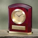 Piano Finish Wood & Brass Arch Awards