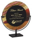Acrylic Art Award Circle Awards